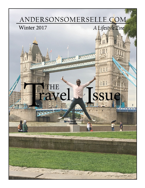 The Travel Issue (Cover)