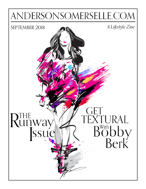 The Runway Issue (Front Cover)